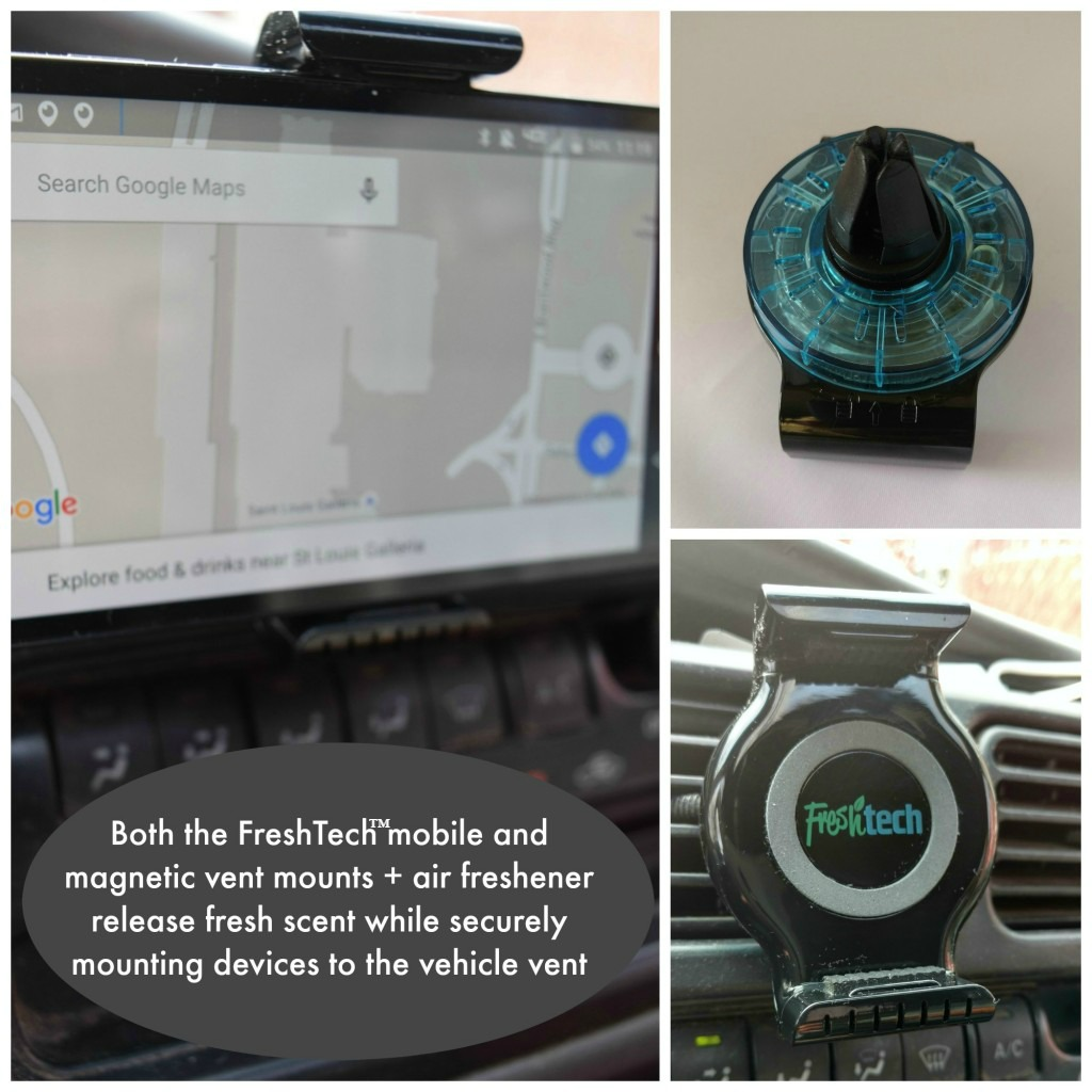 Make Family Travel a Pleasurable Experience with One Simple Device FreshTech™