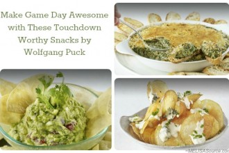 Make Game Day Awesome snacks