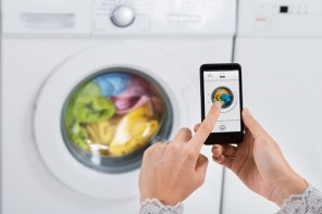 Smart Appliances Unveiled With Mobile App To Reorder Detergent and More at #CES2016