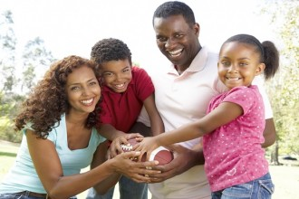 Game Day Traditions: Our Formula for Family Fun
