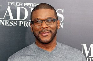 Watch: Tyler Perry Speaks Out Against Childhood Hunger