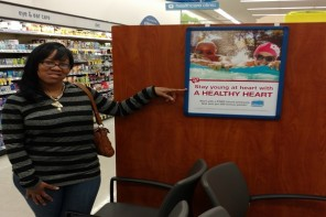 Manage Your #HeartHealthGoals with Free Blood Pressure Testing at @Walgreens