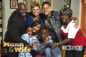 David and Tamela Mann Return for Season Two of Comedy Series Mann & Wife
