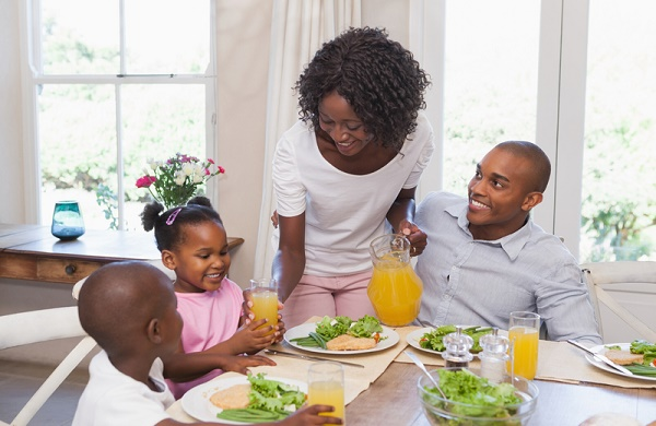 Preparing Healthy Meals for Kids