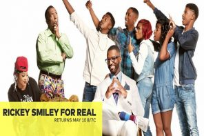 Comedian Rickey Smiley Opens Up on His Approach to Parenting, Readies for New Season of TV Show