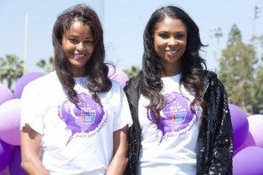 Watch: Claudia Jordan and Jennifer Williams Lend Their Support to a Great Cause