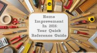 Home Improvement Made Easy: Your Quick Reference Guide
