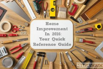Home Improvement In 2016 Your Quick Reference Guide
