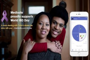 #WorldIBDDay: My Journey As a #Crohns Disease Mom
