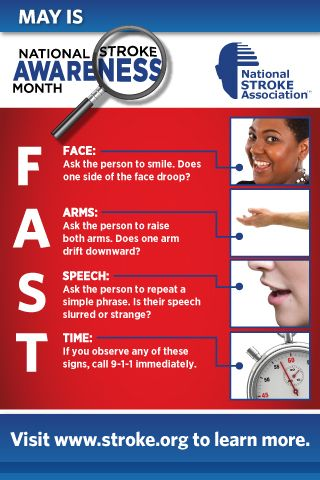 National Stroke Awareness Month: A Wife & Husband Share their Harrowing Experience