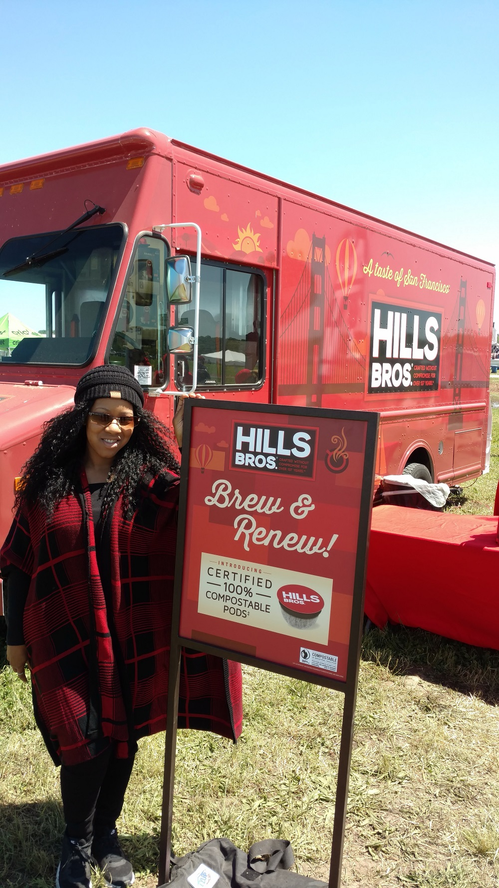 Family Day Out: Spirit of St. Louis Air Show & STEM Expo Hills Bros.® coffee single-serve pods