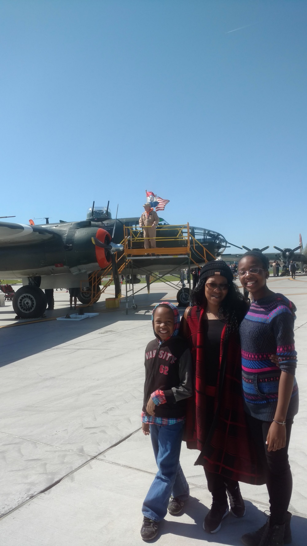 Family Day Out: Spirit of St. Louis Air Show & STEM Expo