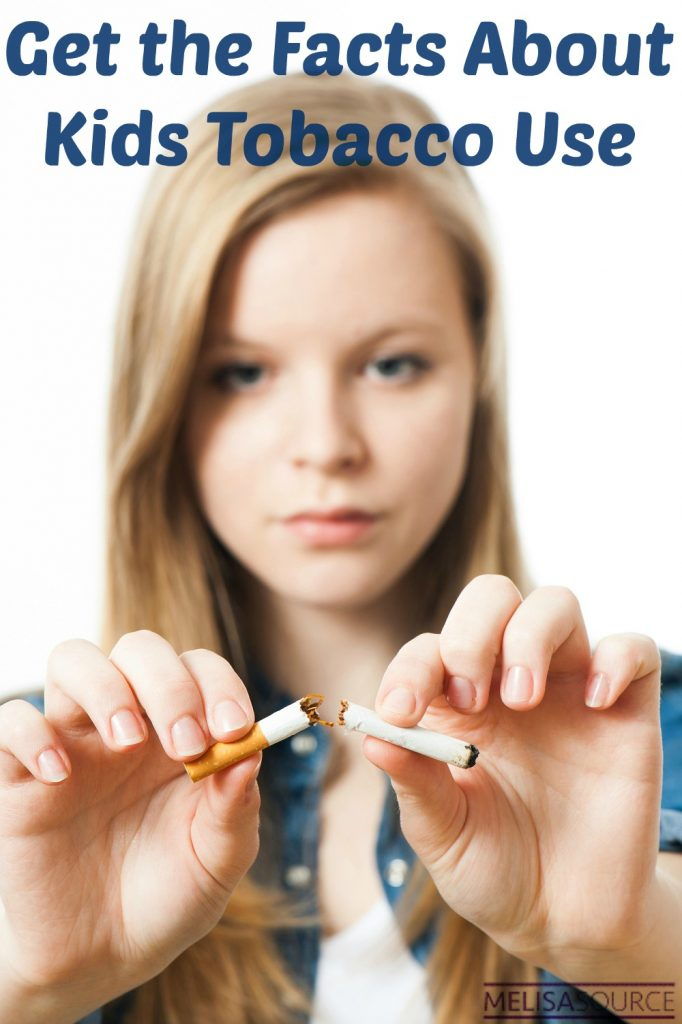 Get the Facts About Kids Tobacco Use vvv