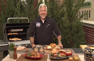 4th of July Grilling Tips with Champion BBQ Pitmaster Mike Peters
