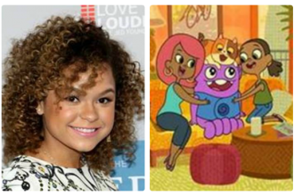 Interview: Rachel Crow Talks New Animated Series Home Adventures With Tip & Oh