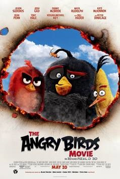 The Angry Birds Movie Partners with American Heart Association to Inspire Physical Activity for Kids