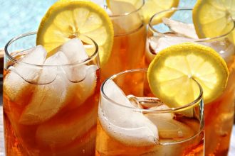 Refresh and Renew with Snapple Straight Up Tea at Hy- Vee