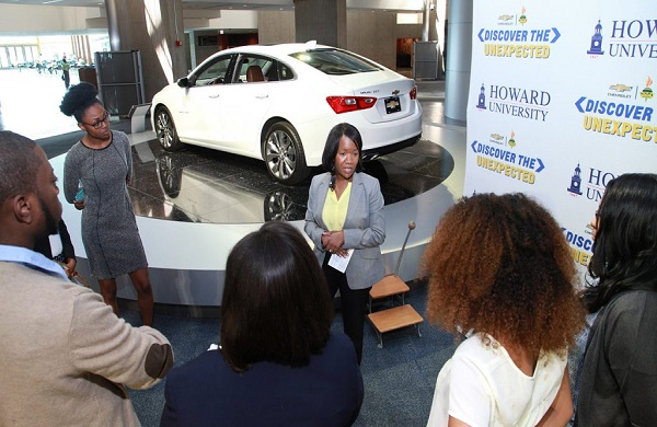 A partnership between Chevrolet and the National Newspaper Publishers Association (NNPA) has produced a new campaign- #DiscoverTheUnexpected.