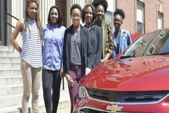 Chevrolet/NNPA: Discover the Unexpected