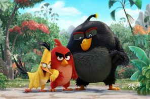 The #AngryBirdsMovie Partners with American Heart Association to Inspire Physical Activity for Kids