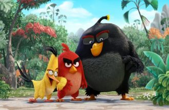 The Angry Birds Movie Partners with AHA to Inspire Physical Activity for Kids