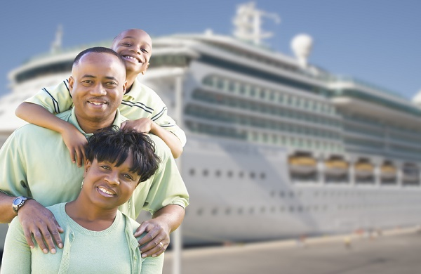 Family Cruise Vacation