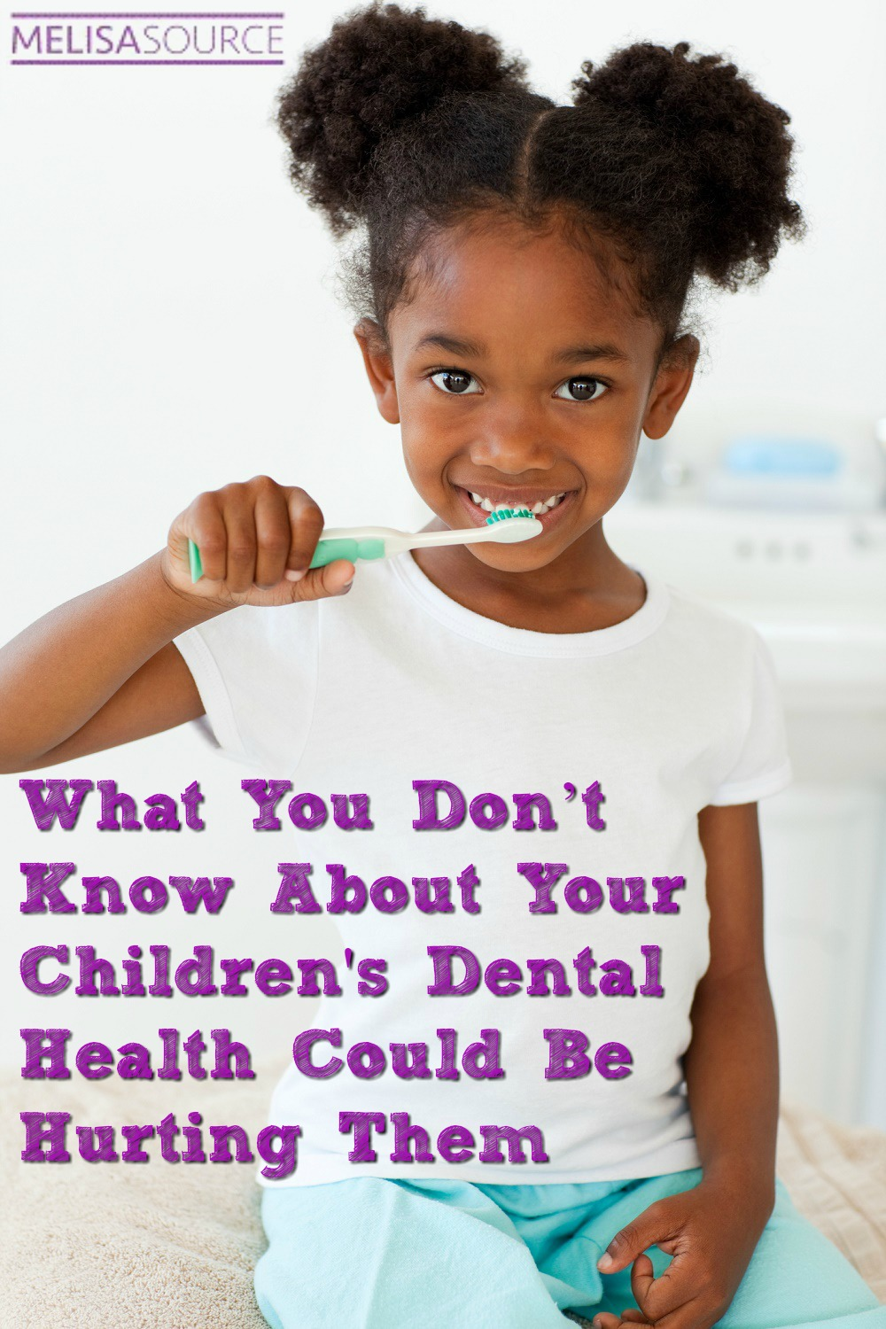 What You Don't Know About Your Children's Dental Health Could Be Hurting Them