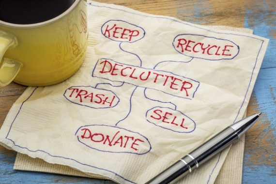 Home Detox: How to Declutter Your Home and Make Extra Money
