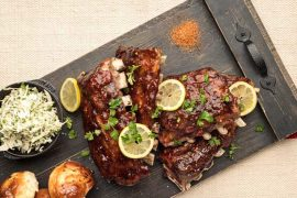 Healthy Recipes for Your Big Game Watch Party Menu
