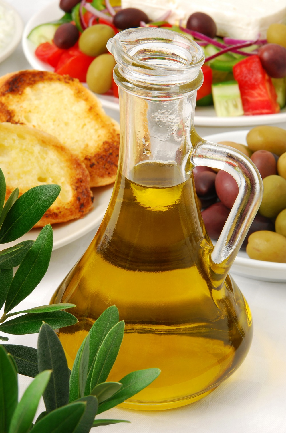 Heart Healthy Olive Oil-Infused Recipes with Food Network's Ellie Krieger
