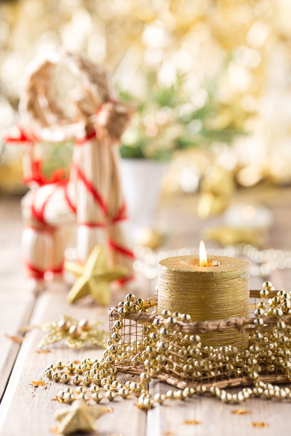Holiday Decor Made Easier with At Home