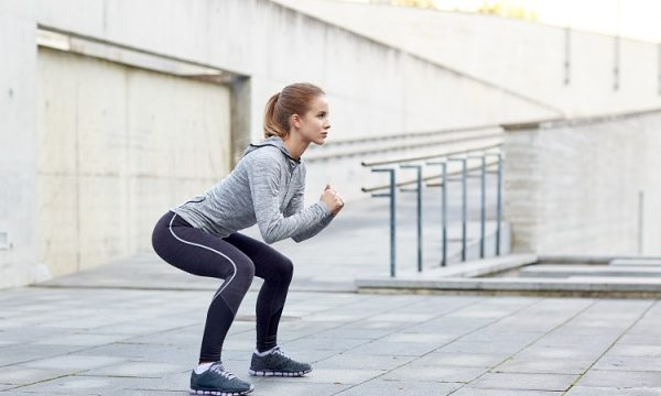 3 Simple Techniques to Improve Muscle Strength with Squats