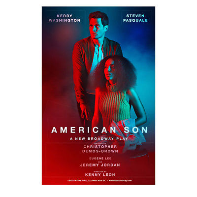 2 Tickets to American Son on Broadway with Kerry Washington ebay charity times up movement