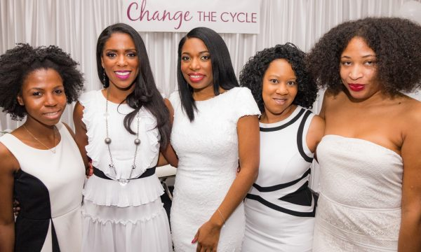 change the cycle_hologic_makeba giles_Tanika Gray Valbrun_Dr. Jessica Shepherd_we can wear white_faith health and home