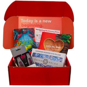 Meet Healthy Aging Goals Easily with the Let's Be Well Healthy Heart Box Makeba Giles Faith Health and Home