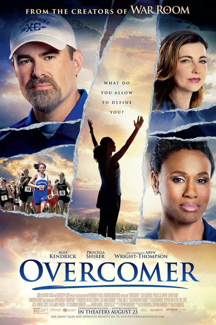 Haven't Seen OVERCOMER Movie In Theaters Yet, What Are You Waiting For?