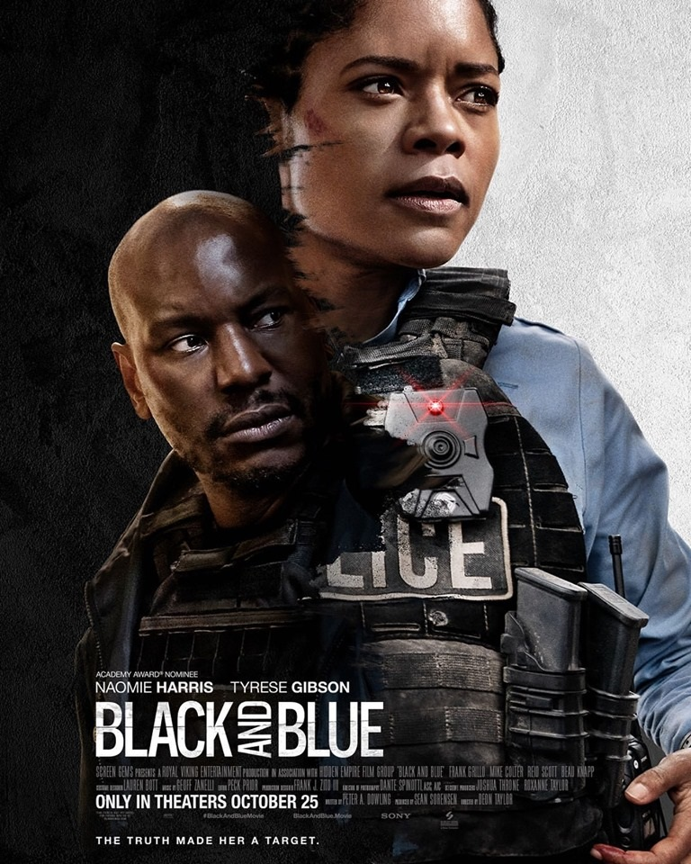 Interview: Tyrese, Naomie Harris and Deon Taylor Discuss BLACK AND BLUE