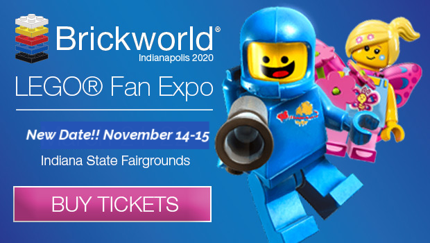 Enjoy a Weekend of Family Fun at Brickworld Indianapolis