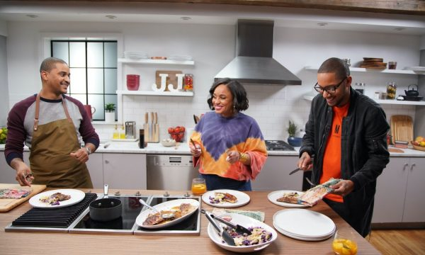 Cleo TV Just Eats With Chef JJ Tahiry Jose Jahlil Beats All Things Adrienne faith health and home lifestyle blog