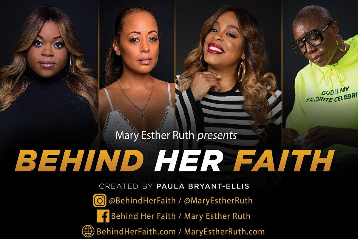 Paula Bryant-Ellis interview makeba giles Faith Health and Home podcast behind her faith