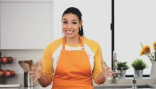 Get your fix of fancy at-home starters on HEART OF THE BATTER with Jordin Sparks, airing Saturday, May 23starting at 1 p.m. ET/12Cwith an encore at11 p.m. ET/10C on CLEO TV.