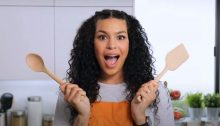 Jordin Sparks Cooking Show Heart Of The Batter Premieres on CLEO TV faith health and home makeba giles lifestyle blog