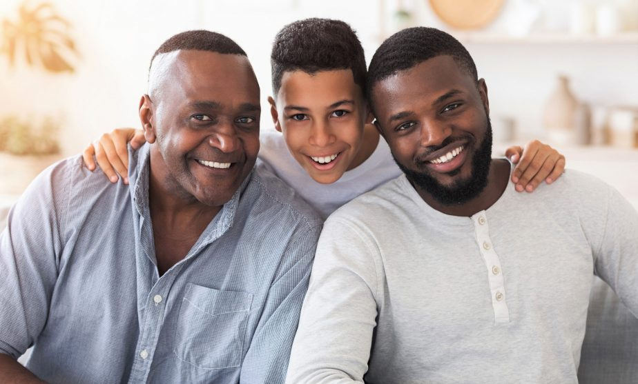 black mens mental health faith health and home