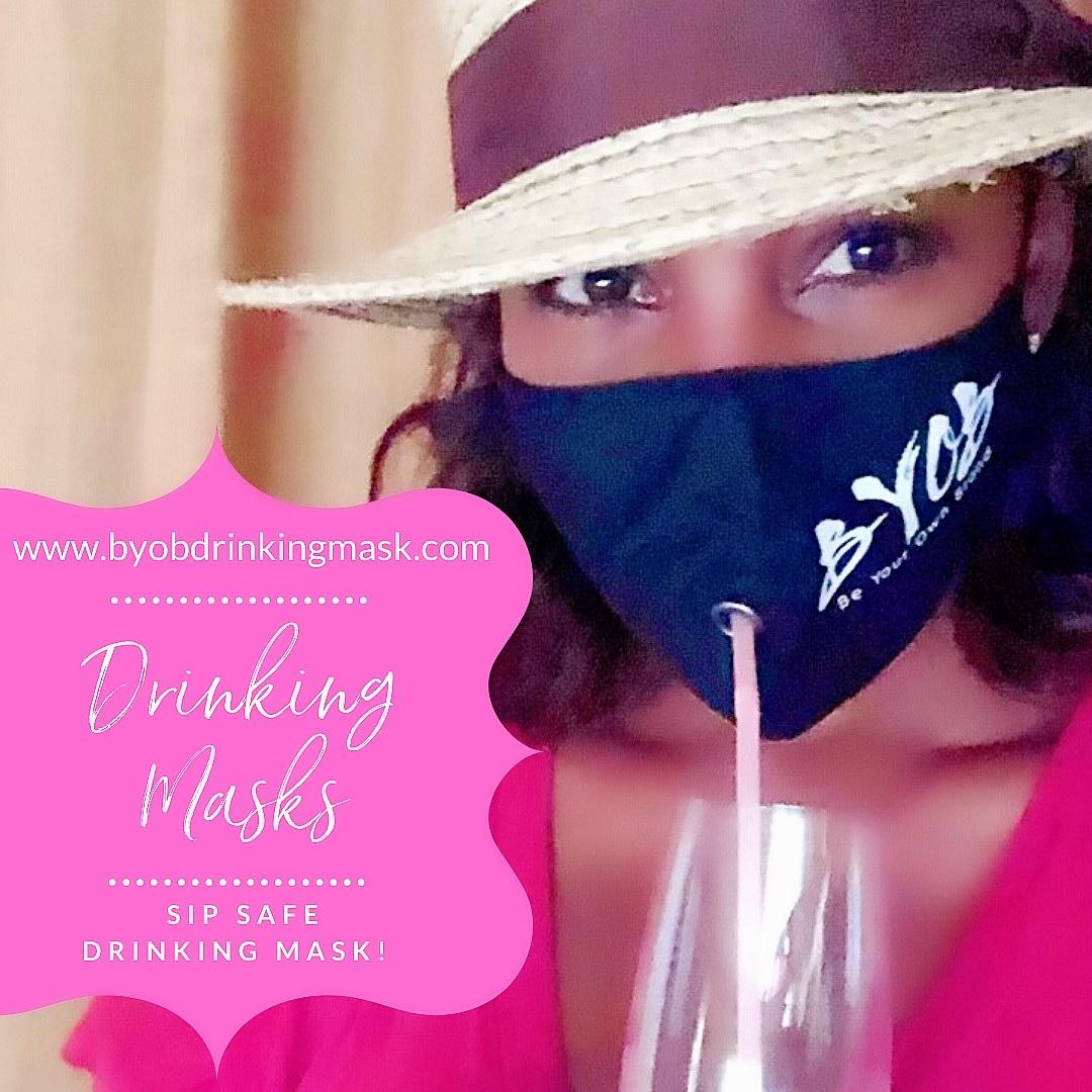 This Unique Drinking Mask Helps You Remain Hydrated Safely While Fighting Covid-19