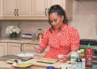 Adrienne Houghton Shares Her Favorite Vegan Recipes On Cleo TV's All Things Adrienne