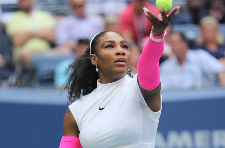 To kick off the #GiveFromTheCart Challenge, professional athlete, businesswoman and activist Serena Williams has made the first donation of the campaign, donating 50,000 meals to Feeding America