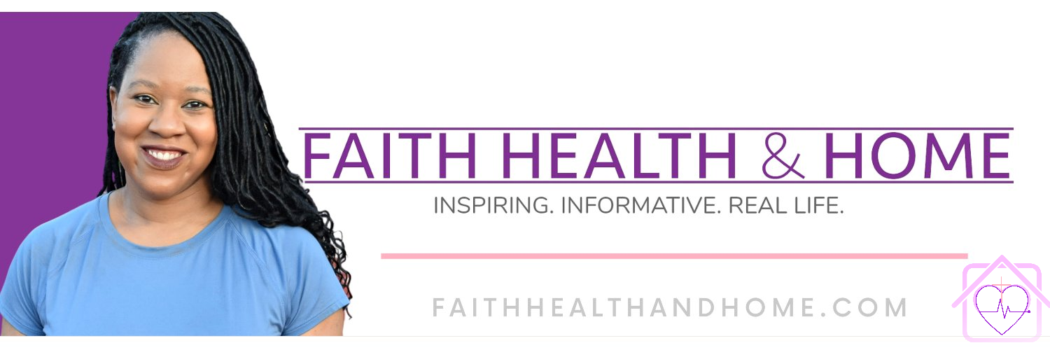 Faith health and home makeba giles lifestyle media creator