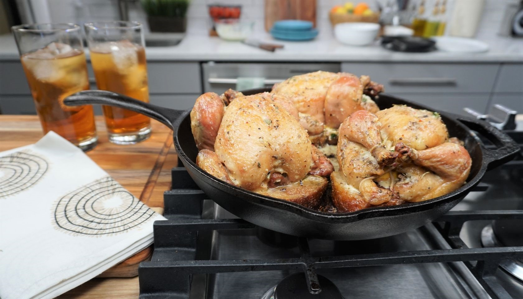Discover Fresh Family Dinner Ideas on Cleo TV's New Soul Kitchen