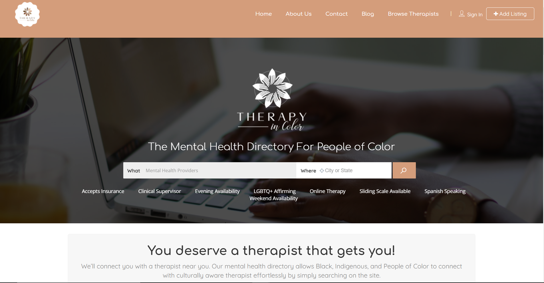 Therapy in color