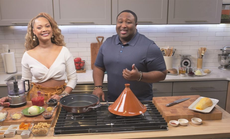 Cleo Tv's New Soul Kitchen Goes Vegan with Savory Dishes from Chef Ahki and More faith health and home lifestyle media